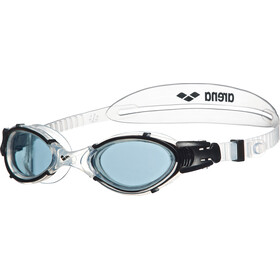 arena Nimesis Crystal Medium Lunettes de natation, smoke-clear-black